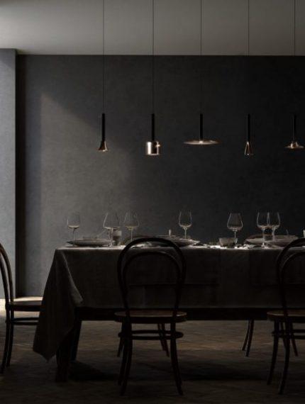 oświetlenie salonu Lumina