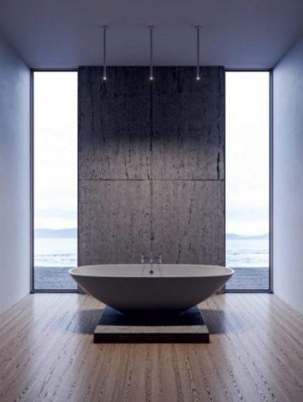 nowoczesne oświetlenie łazienki Lumina