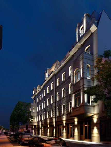 Oświetlenie budynków Lumina