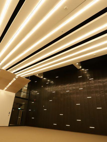 nowoczesne oświetlenie Lumina
