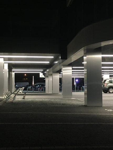 oświetlenie garażu Lumina Group